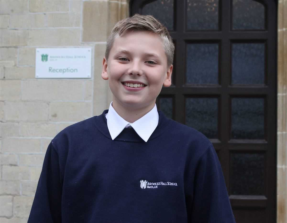 Jonathan starts at the top as Head Prefect