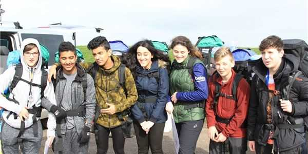 Practice Expedition for DofE Award