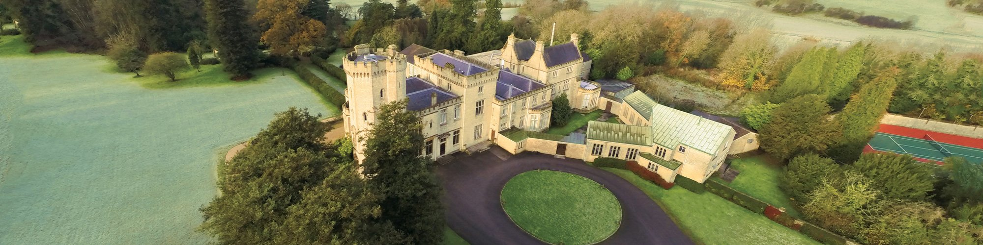Set in 148 Acres of Beautiful English Countryside
